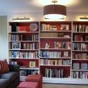 Horizontal Bookshelf Ideas , 9 Unique Bookshelf Lighting Ideas In Furniture Category