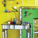 How to Decorate with Colour , 8 Top Neon Green Paint For Walls In Interior Design Category