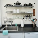 IKEA kitchen shelving , 10 Cool Kitchen Shelves In Kitchen Category