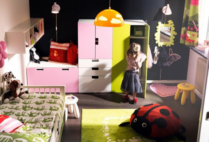 Bedroom , 6 Best Ikea Bedroom Furniture For Kids : Ikea Kids Furniture