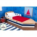Kidkraft Boat Toddler Bed , 10 Ultimate Boat Beds For Boys In Bedroom Category