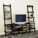 Ladder Bookshelf Styles , 8 Fabulous Ladder Bookshelf Ikea In Furniture Category