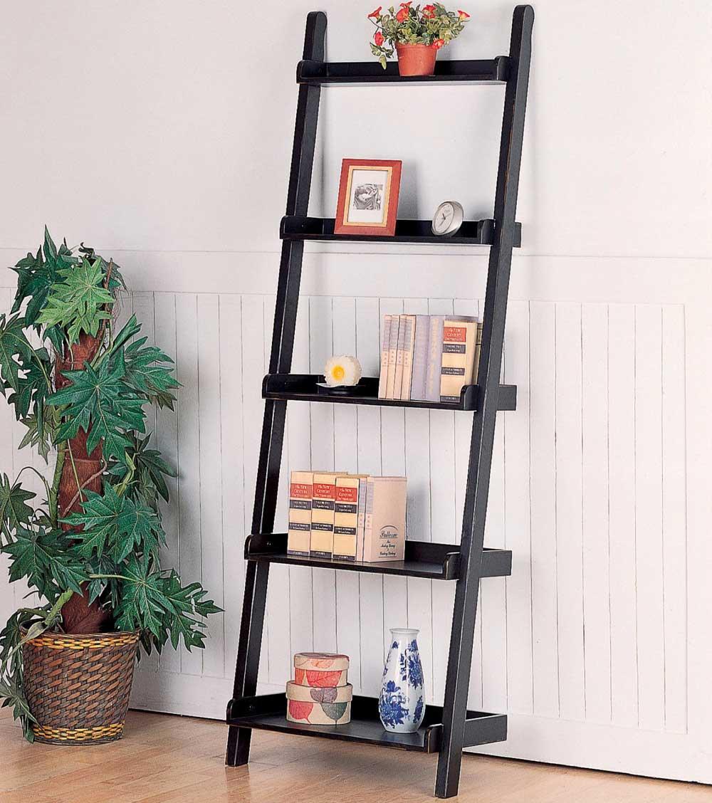 Ladder Shelf Book 10 Unique Ladder Shelves Ikea Estateregional Com