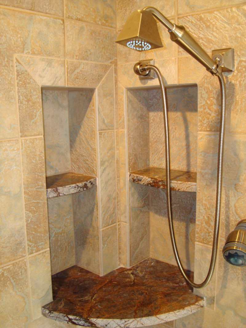 800x1066px 6 Unique Shower Designs For Small Spaces Picture in Bathroom