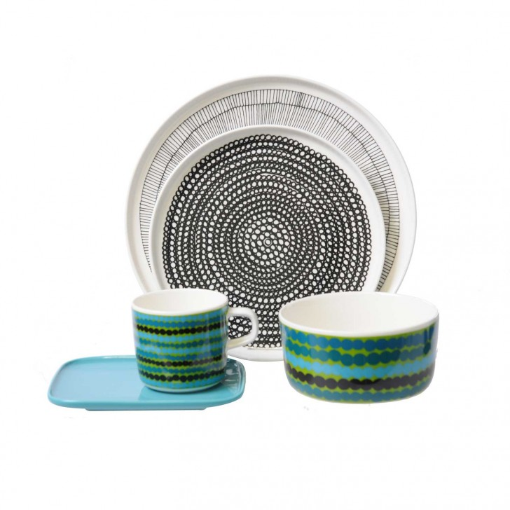 Others , 10 Charming Marimekko Dinnerware : Marimekko In Good Company Dinnerware Range