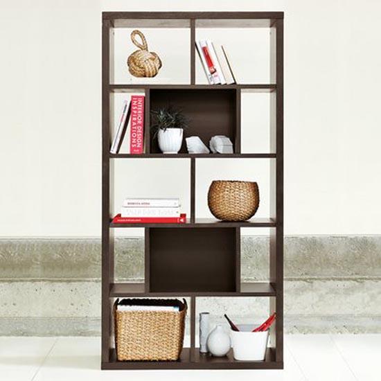 Furniture , 10 Best Unusual Bookcases : Minimalist Unique BookCases Decoration