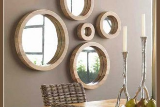 570x570px 9 Lovely Mirror Wall Decor Ideas Picture in Furniture
