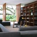 Modern Interiors Living Room , 8 Charming Living Room Bookshelf In Interior Design Category