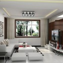 Modern Living Room , 9 Stunning Living Room Decors In Interior Design Category