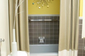 616x821px 9 Ultimate Bathroom Curtain Ideas Picture in Bathroom