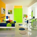 Neon Green Wardrobe Door , 8 Good Neon Wall Paint In Interior Design Category