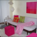 Neon Hot Pink Wall Paint , 6 Charming Neon Pink Wall Paint In Interior Design Category