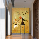 Oriental Wall Decals , 10 Ideal Hallway Wall Decor In Interior Design Category