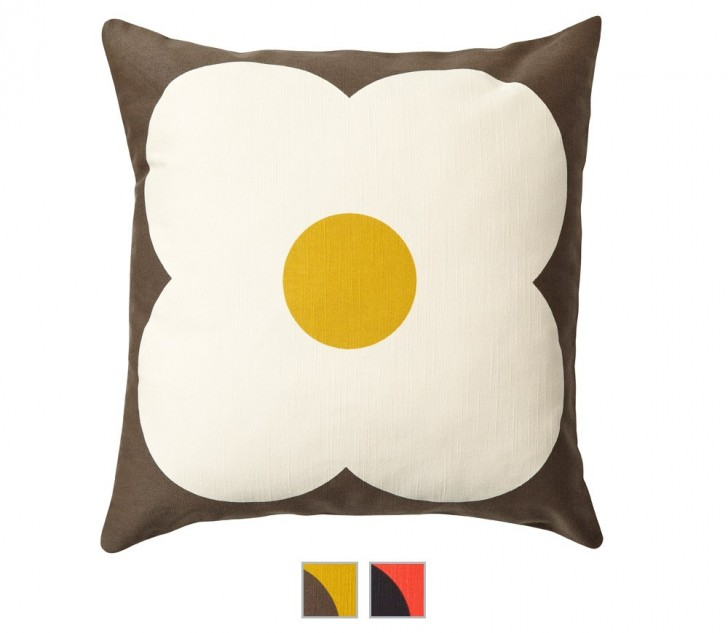 Furniture , 7 Unique Orla Kiely Cushions : Orla Kiely Giant Abacus Cushion