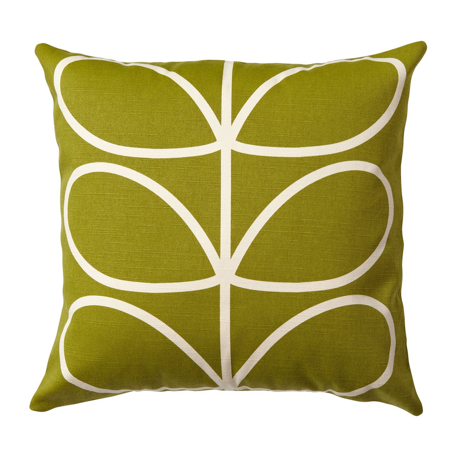 900x900px 10 Good Orla Kiely Cushion Picture in Furniture