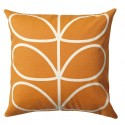 Orla Kiely Linear Stem Cushion Orange , 10 Good Orla Kiely Cushion In Furniture Category