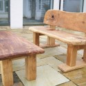 Outdoor Benches & Tables , 8 Ideal Rustic Furniture Uk In Furniture Category