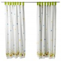 Pair of curtains , 10 Amazing Kids Curtains Ikea In Furniture Category