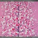 Pink Marimekko Lumimarja fabric size , 9 Popular Marimekko Lumimarja Fabric In Others Category