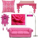 Pink Wall Paint , 8 Top Neon Pink Paint For Walls In Interior Design Category