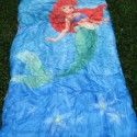 Playhut Disney Little Mermaid , 9 Gorgeous Mermaid Sleeping Bag In Furniture Category