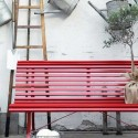 Poppy Garden Bench , 8 Unique Urban Balcony Furniture In Furniture Category