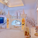 Princess Girls Room , 11 Fabulous Princess Bedrooms For Girls In Bedroom Category