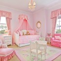 Princess themed bedroom , 11 Fabulous Princess Bedrooms For Girls In Bedroom Category