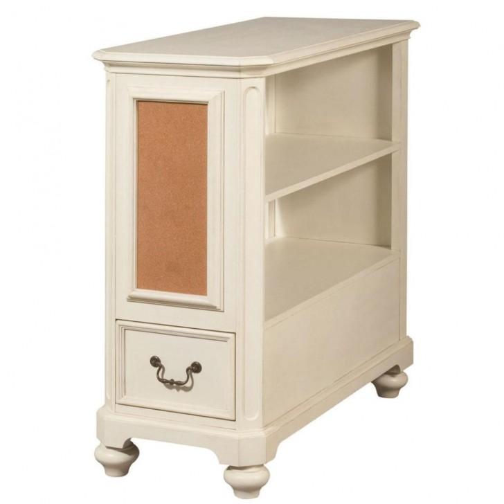 Furniture , 6 Fabulous Bookshelf Nightstand : Retreat Antique White Bookcase Nightstand