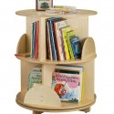 Revolving Bookcases , 9 Fabulous Space Saving Bookcases In Furniture Category