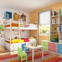Room Models , 6 Awesome Childrens Bedrooms In Bedroom Category