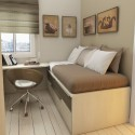 Saving Bedroom Furniture , 8 Stunning Space Saving Bedrooms In Bedroom Category