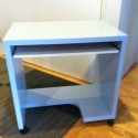 Small Ikea rolling desk , 7 Awesome Ikea Small Desks In Furniture Category