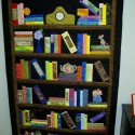 Space Saving Bookcase , 9 Fabulous Space Saving Bookcases In Furniture Category