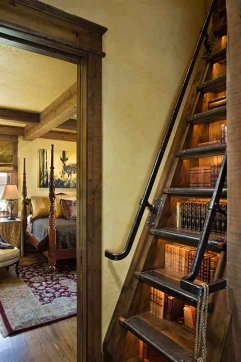484x726px 8 Stunning Staircase Bookshelf Picture in Furniture