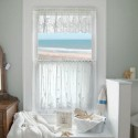 Stylish Home Curtain Design , 6 Lovely Small Bathroom Window Curtains In Interior Design Category