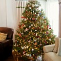 Stylish decorated Christmas tree , 8 Charming Stylish Christmas Trees In Others Category