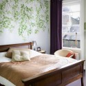 The bedroom wall design , 9 Fabulous Wallpaper For Bedroom Walls Designs In Bedroom Category