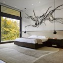 This bedroom feels , 7 Unique Artwork For Bedrooms Ideas In Bedroom Category