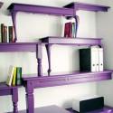 Unique Purple Bookcase , 9 Unique Bookshelf In Furniture Category