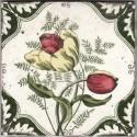 Victorian Antique Ceramic Tile , 10 Stunning Victorian Ceramic Tiles In Interior Design Category