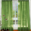Voile Polyester Curtain , 9 Stunning Curtain In Apartment Category