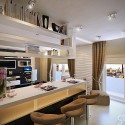 White Kitchen Breakfast Bar Design , 10 Amazing Kitchen Breakfast Bar Designs In Kitchen Category