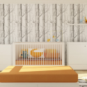 Woods Wallpaper , 9 Top Cole And Son Wallpaper Woods In Interior Design Category