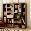 another great idea , 7 Good Bookcases Ideas In Furniture Category