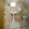 attic shower room , 6 Unique Shower Designs For Small Spaces In Bathroom Category