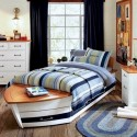 boat shaped bed for boys , 10 Ultimate Boat Beds For Boys In Bedroom Category