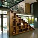 book case , 8 Stunning Staircase Bookshelf In Furniture Category