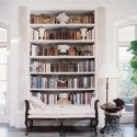 bookcase lighting ideas , 9 Unique Bookshelf Lighting Ideas In Furniture Category
