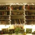bookshelf decorating ideas lighting , 9 Unique Bookshelf Lighting Ideas In Furniture Category
